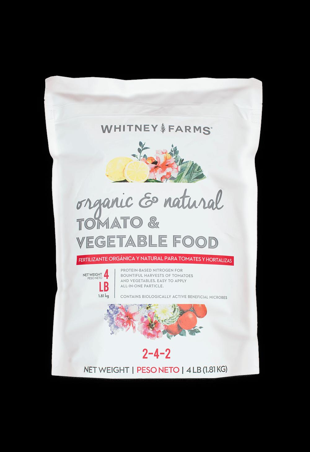 Tomato & Vegetable Food