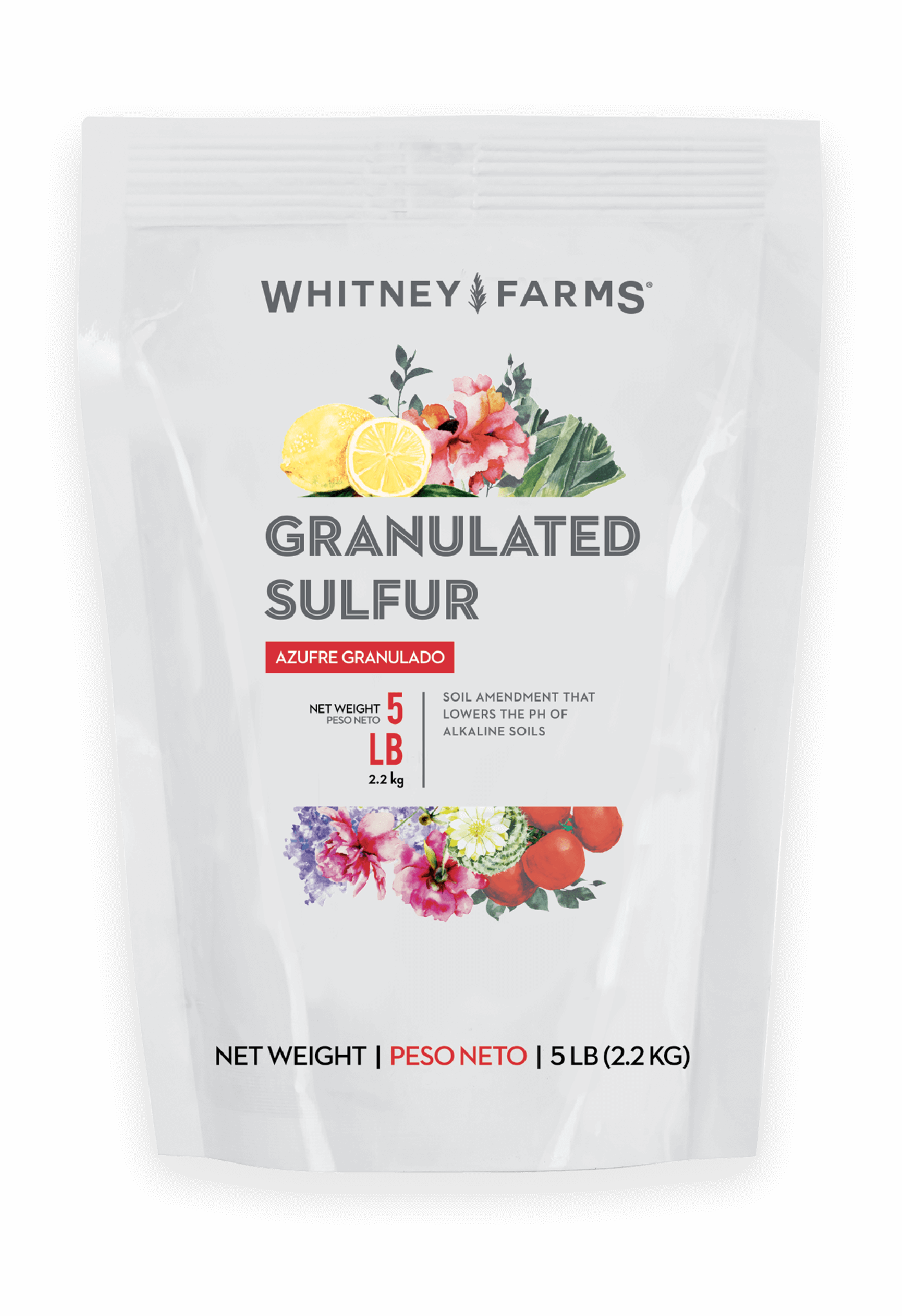 Granulated Sulfur