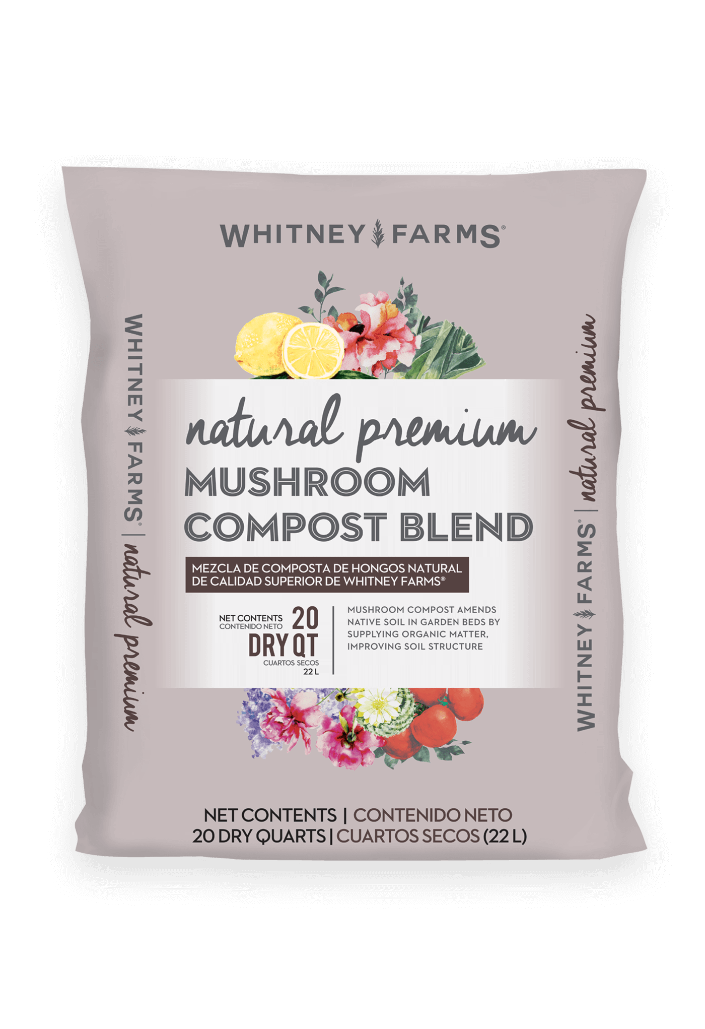 Mushroom Compost Blend